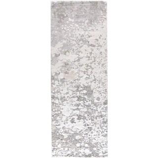 "Grand Bazaar Orin Silver Area Rug - 2'10"" x 7'10"""