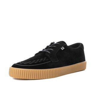 Black Suede EZC Sneaker Shoes