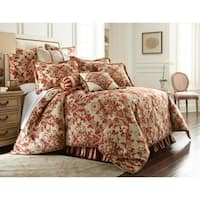 Austin Horn Classics  Mount Rouge 3-piece Luxury Duvet Set