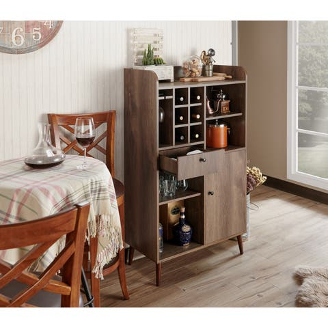 Buy Distressed Bar Cabinet Home Bars Online At Overstock Our Best