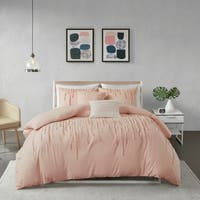 Urban Habitat Kira Cotton Comforter Set 2-Color Option
