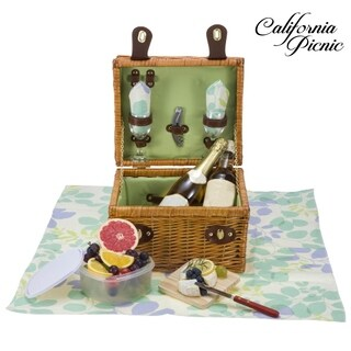 Picnic Basket Set DELUXE