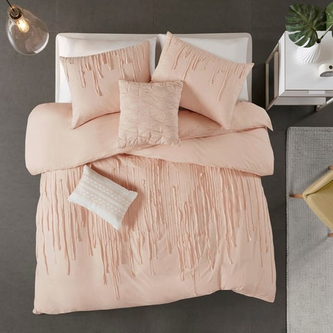 Urban Habitat Kira Cotton Duvet Cover Set 2-Color Option