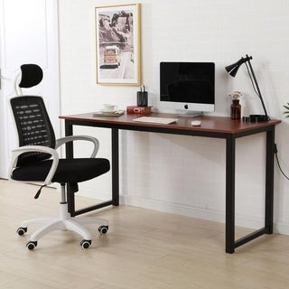 Computer tables for office Office Furniture Wood Office Study Rectangular Dining Table Computer Desk Brown Sizes Interior Design Ideas Buy Size Large Computer Desks Online At Overstockcom Our Best