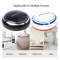 Automatic Rechargeable Smart Sweeping Robot Vacuum Cleaner