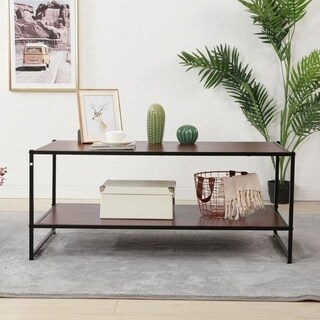 1/2 Layer Living Room Furniture Side/End Table Coffee Table 3 Styles