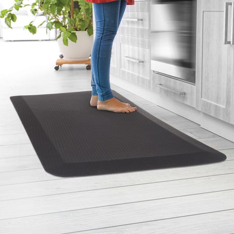 Anti-Fatigue Mat- Durable Thick Cushioned Floor Mat- Soft Non-Slip Comfortable Padding by Windsor Home