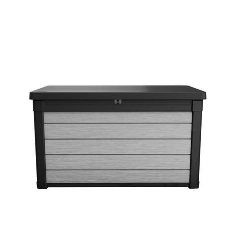 Keter Denali DUOTECH 100 Gallon Plastic Resin Deck Box