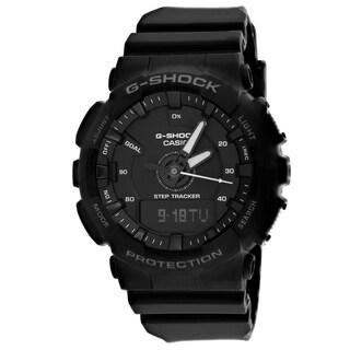 Casio G-Shock Resin S Series Unisex Watch ( 49mm, Black)