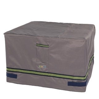 Duck Covers Soteria RainProof Square Fire Pit Cover