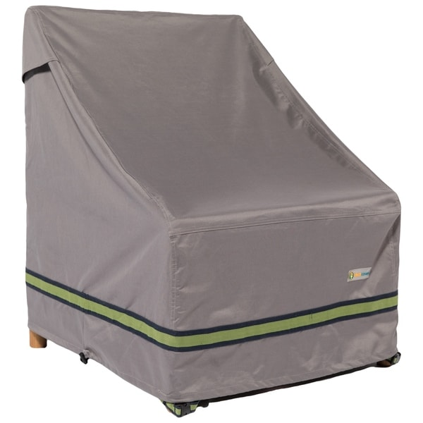 Shop Duck Covers Soteria Rainproof Patio Chair Cover On