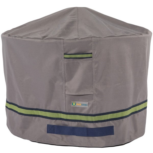 Duck Covers Soteria RainProof Round Fire Pit Cover