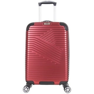 Ben Sherman Bangor Collection 20in Hardside PET Expandable 8-Wheel Spinner Carry On Luggage