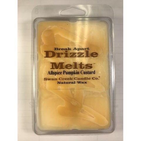 Swan Creek Drizzle Melt Allspice Pumpkin Custard
