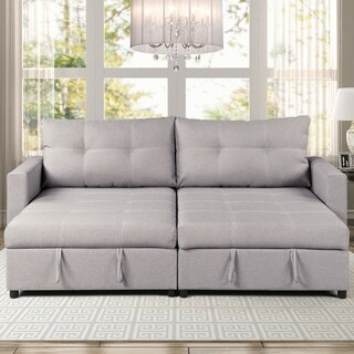 Robin Polyester Sofa Chaise with 2 Storage Compartments
