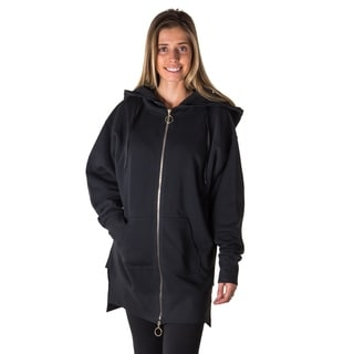 Ladies Oversized Hoody Jacket