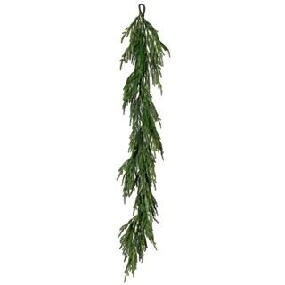 """60"""" Natural Touch Norfolk Pine Garland"""