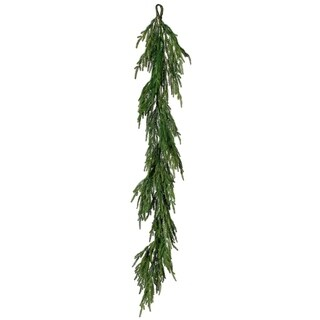 "60"" Natural Touch Norfolk Pine Garland"