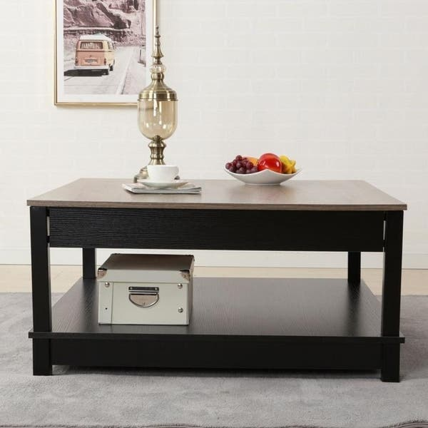 Remarkable Shop 2 Layer Living Room Furniture Square End Table Coffee Machost Co Dining Chair Design Ideas Machostcouk