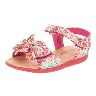 Sarah Jayne Toddlers Ditsy Floral Sandal
