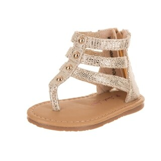 Sarah Jayne Toddlers Gladiator Sandal