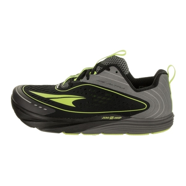 BRAND NEW IN BOX ALTRA TORIN 3.5 MENS RUNNING SHOES BLACK NEON GREEN