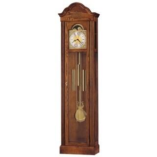 Howard Miller Classic Ashley Grandfather Clock Style Standing Clock with Pendulum and Movements, Reloj de Pendulo de Piso