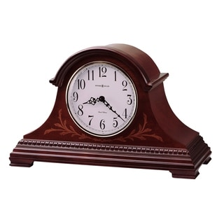 Howard Miller Marquis Classic, Traditional, Transitional, Chiming Mantel Clock with Silence Option, Reloj del Estante