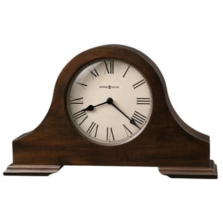 Howard Miller Humphrey Classic, Traditional, Old World, and Transitional Style Accent Mantel Clock, Reloj del Estante