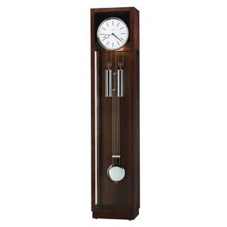 Howard Miller Avalon Contemporary Grandfather Clock Style Standing Clock with Pendulum and Movements, Reloj de Pendulo de Piso
