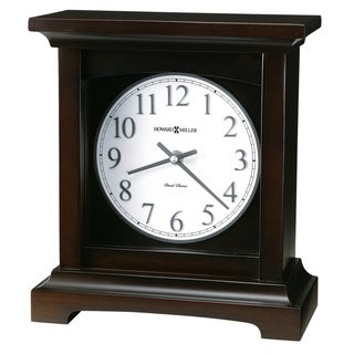 Howard Miller Urban II Contemporary Chiming Mantel Clock