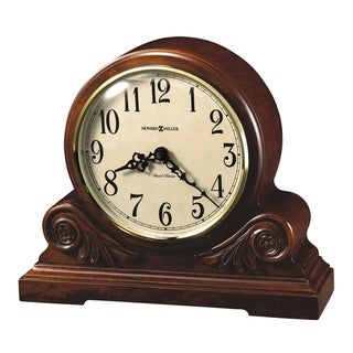 Link to Howard Miller Desiree Classic, Victorian, Old World, Chiming Mantel Clock with Silence Option, Reloj del Estante Similar Items in Decorative Accessories