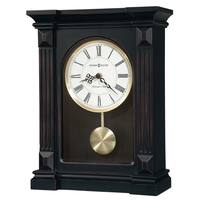 Howard Miller Mia Contemporary, Transitional, Sleek Chiming Mantel Clock with Silencing Option, Reloj del Estante