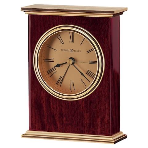 Howard Miller Laurel, Traditional, Classic, and Transitional, Mantel Clock, Reloj del Estante
