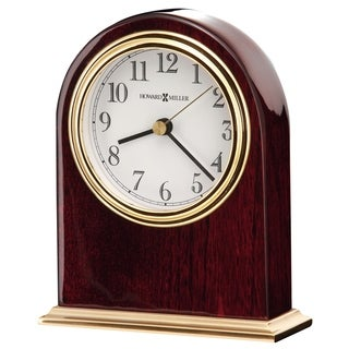 Howard Miller Monroe, Traditional, Classic, Transitional, Chiming Mantel Clock with Silencing Option, Reloj del Estante