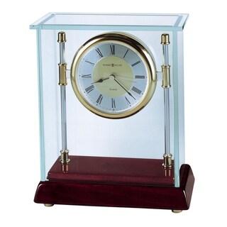 Howard Miller Kensington Contemporary, Modern, Classic Style Mantel Clock, Reloj del Estante