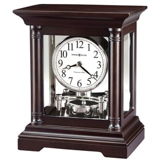Link to Howard Miller Cassidy Contemporary, Transitional, Sleek Chiming Mantel Clock with Silencing Option, Reloj del Estante Similar Items in Decorative Accessories