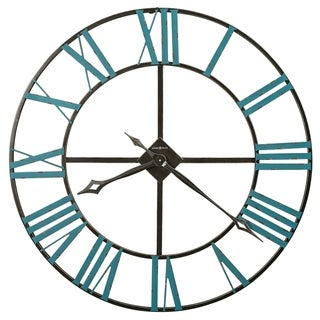 Howard Miller St Clair Glam, Industrial Chic, Modern Farmhouse, Beachy Coastal, Statement Gallery Wall Clock, Reloj De Pared