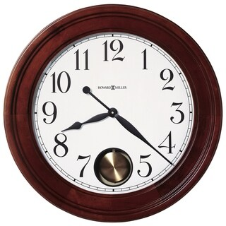 Howard Miller Griffith 25 Inch Classic, Modern, Transitional Statement Wall Clock with Large Numbers, Reloj De Pared