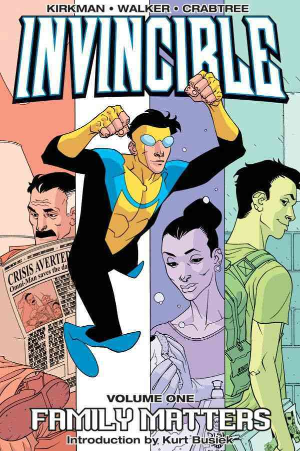 Invincible 1: Family Matters (Paperback)