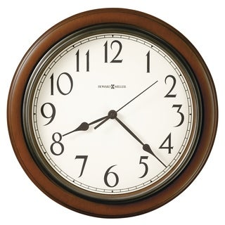 Howard Miller Kalvin Classic, Modern, Transitional Statement Wall Clock with Large Numbers, Reloj De Pared