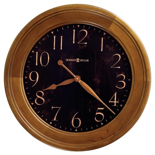 Howard Miller Brenden Classic, Transitional, Elegant, Gallery Wall Clock , Reloj De Pared