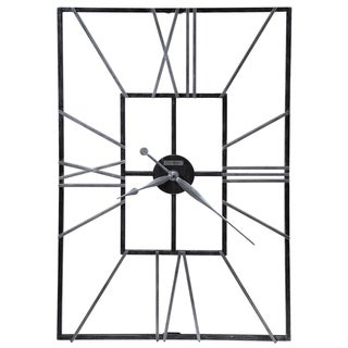Howard Miller Park Slope Modern, Transitional, Bold, and Chic, Statement Gallery Wall Clock, Reloj De Pared