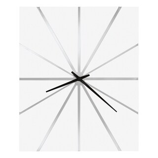 Howard Miller Zander Elegant, Modern, Transitional, Sleek and Bold Gallery Wall Clock, Reloj De Pared