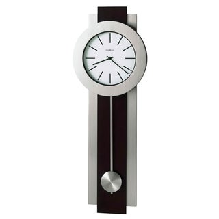 Howard Miller Bergen Sleek, Chic, and Contemporary Modern Statement Wall Clock, Reloj De Pared