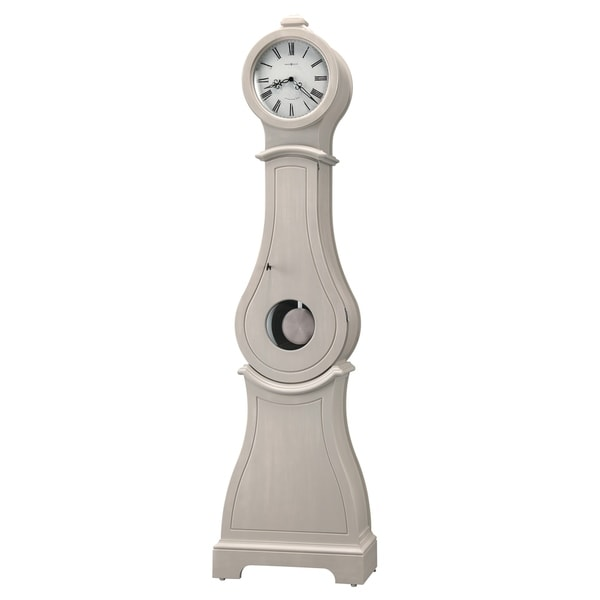Howard Miller Torrance Transitional Grandfather Clock Style Standing Clock with Pendulum and Movements, Reloj de Pendulo de Piso