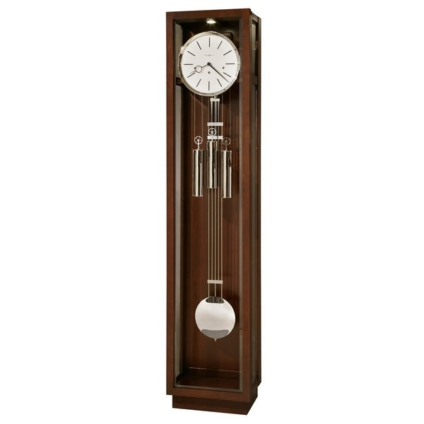 Howard Miller Cameron Contemporary Grandfather Clock Style Standing With Pendulum And Movements Reloj De