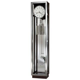 Howard Miller Quinten Contemporary Grandfather Clock Style Standing Clock with Pendulum and Movements, Reloj de Pendulo de Piso