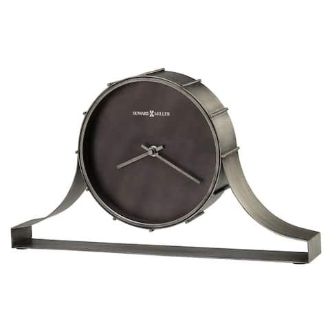 Howard Miller Seeley Contemporary, Modern, Transitional, and Sleek Style Mantel Clock, Reloj del Estante
