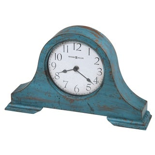 Howard Miller Tamson Transitional, Charming, Coastal, and Beachy, Accent Mantel Clock, Reloj del Estante